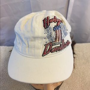 Harley Davidson USA bling hat medium m